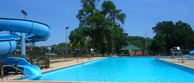 Fred Hampton Aquatic Center: Open May 27!